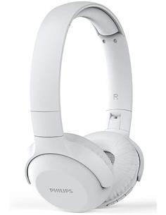 PHILIPS Auricular Bluetooth De Casco TAUH202 Blanco