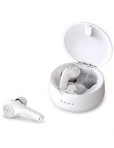 MOTOROLA Auricular Bluetooth Con Base de Carga VERVE BUDS 500 Blanco