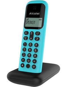 ALCATEL Telefono Inalambrico D285 Azul Negro Con Manos Libres