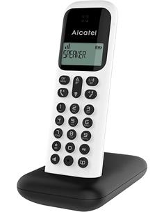 ALCATEL Telefono Inalambrico D285 Negro Blanco Con Manos Libres