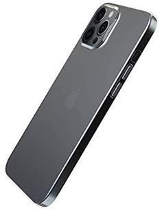 "DEVIA Funda IPHONE 12/12 Pro 6.1"" Tpu Dura Transparente Naked"