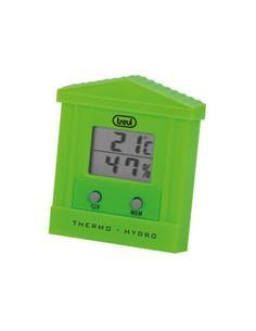 TREVI Termometro/Higrometro Digital TE3002 Color Verde