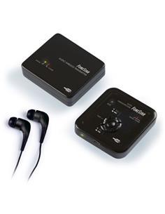 FONESTAR Sistema Inalambrico Auriculares 2.4Ghz FA-8080 Conexion Pc Por Usb
