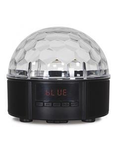 FONESTAR Mini Bola Led Miniball08RUB Usb/Micro SD/MP3/2x3W
