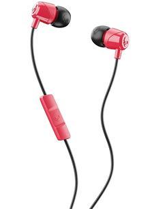 SKULLCANDY S2DUY-L676 Auriculares Estereo Con Microfono JIB Rojo