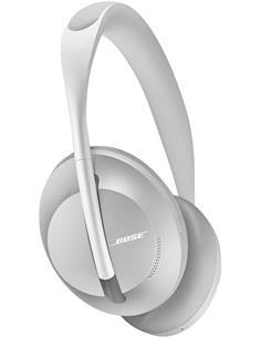 BOSE Auricular de Casco Bluetooth H700 Plata Con Cancelacion de Ruido, Habilitado para Bose AR