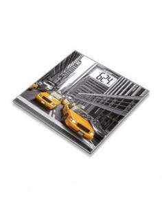 BEURER Bascula Digital GS203 Vidrio Diseño NEW YORK