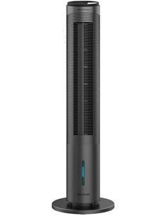 CECOTEC Ventilador Torre Con Sist. Evaporativo 2L, 60W, 3 Velocidades Energy Silence 2000 Smart