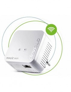 DEVOLO 1 PLC MAGIC 1 Wifi Mini Lan 1200Mbps ADDITION 08559