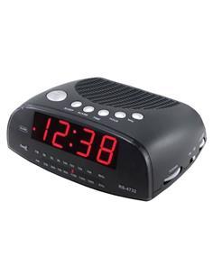 SAMI  Radio Despertador AM/FM RS-4732
