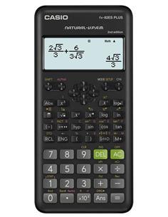 CASIO Calculadora Cientifica fx-82ES PLUS 2nd Edition 252 Funciones Pila