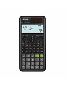 CASIO Calculadora Cientifica fx-85ES PLUS 2nd Edition 252 Funciones Pila