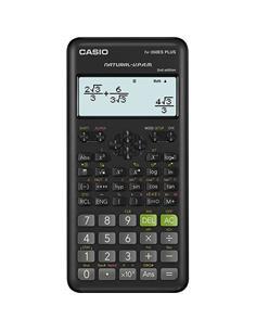 CASIO Calculadora Cientifica fx-350ES PLUS 2nd Edition 252 Funciones Pila