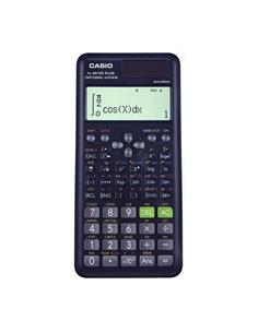 CASIO Calculadora Cientifica fx-991ES PLUS 2nd Edition 417 Funciones Pila/Solar