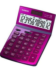 CASIO Calculadora 12 Digitos JW-200TW-RD Rojo