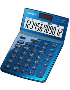 CASIO Calculadora 12 Digitos JW-200TW-BU Azul