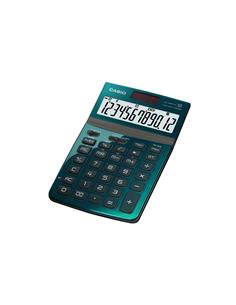 CASIO Calculadora 12 Digitos JW-200TW-GN Verde