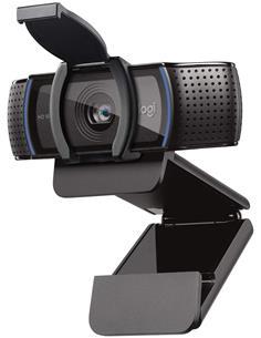 LOGITECH Webcam C920s Pro Full HD, Autoenfoque,Privacidad