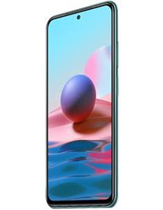 """XIAOMI Telefono Movil Redmi Note 10 Verde 6.47"""", 4Gb Ram, 128Gb, Octa Core, 108Mp-12Mp-5Mp"""