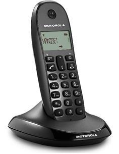 MOTOROLA Telefono Inalambrico C1001L Negro
