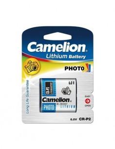 CAMELION Pila CR-P2 6V Litio 1400Mah PLI266