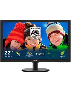 "PHILIPS Monitor LCD 21.5"" 1920x1080 Full HD HDMI/VGA 223V5LHSB"
