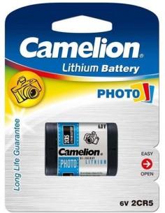 CAMELION Pila 2CR5 Litio Foto 6V