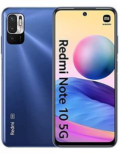 "XIAOMI Telefono Redmi Note 10 5G Azul Nighttime Dual Sim 6.5"",4Gb Ram,128Gb,48+8Mp,Octa Core"