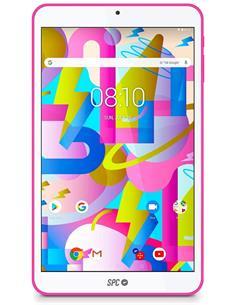 "SPC Tableta Lightyear 8"" Rosa 2Gb Ram,16Gb Memoria,2Mpx"