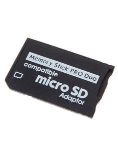 Adaptador 2x Micro SD a MS PRO DUO Antiguo