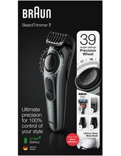BRAUN Afeitadora BT7220 Cable/Inalambrica Negro