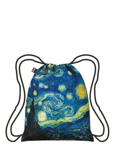 LOQI BP.VG.SN Mochila Vincent Van Gogh La Noche Estrellada