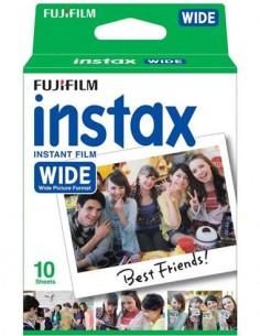 FUJIFILM Papel Fotografico INSTAX Wide 10 Hojas