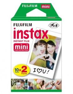 FUJIFILM Pack 2 Juegos de Papel Fotografico Para Instant Mini