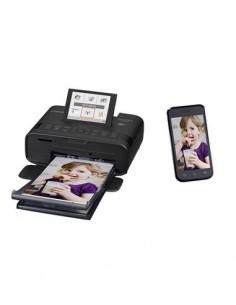 CANON Impresora SELPHY CP1300 Compacta Fotografia  Wifi, Usb Negra