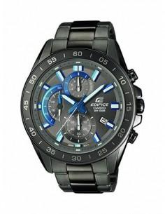 CASIO BRAND EFV-550GY-8AVUEF Reloj Edifice Analogico Negro Gris, Fecha, Acero Inoxidable, Cuarzo, Cr