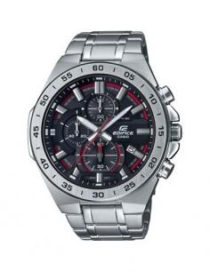 CASIO BRAND EFR-564D-1AVUEF Reloj Edifice Analogico, Fecha, Cronometro, Acero Inoxidable, Resistente