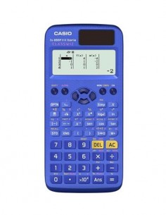 CASIO Calculadora Cientifica FX-85SPX II 293 Funciones Azul