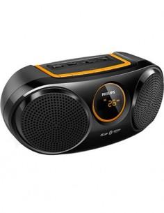 PHILIPS AT10 Altavoz Portatil Bluetooth Radio/Usb/Sd