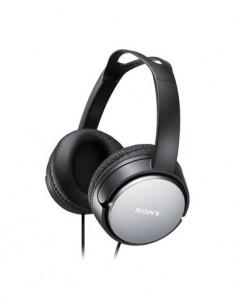 SONY Auricular Estereo de Cascos MDR-XD150 Negro