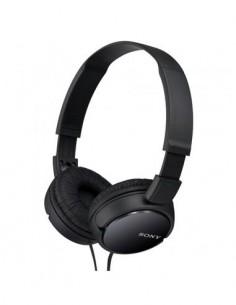 SONY Auricular Estereo de Casco MDR-ZX110 Negro