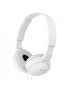 SONY Auricular Estereo de Casco MDR-ZX110 Blanco