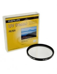 MARUMI Filtro 62mm UV (Haze)
