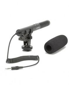 AZDEN Microfono Direccional SMX-10 de Video Estereo Con Soporte