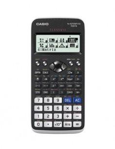 CASIO Calculadora Cientifica FX-570SP X II 576 Funciones