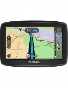 "TOMTOM Navegador START42 4.3""/Mapas Europa De Por Vida"
