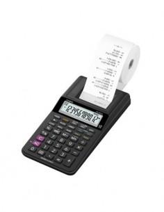CASIO Calculadora Impresora HR-8RCE/HR-8TER Negra