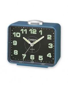 CASIO Reloj Despertador TQ -218-2EF Negro
