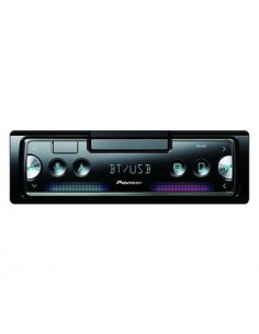 PIONEER Radio de Coche Bluetooth SPH-10BT, Usb Compatible Con Iphone/Android