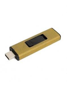 CATWALK Mechero USB Deluxe Colores Brillantes Variados